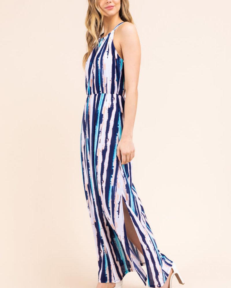 Gilli Gilli 'Halter There' Maxi Dress **FINAL SALE**