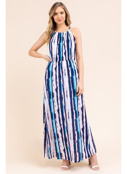 Gilli 'Halter There' Maxi Dress