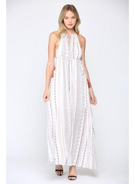 Fate by LFD 'Tassel It Babe' Maxi Dress