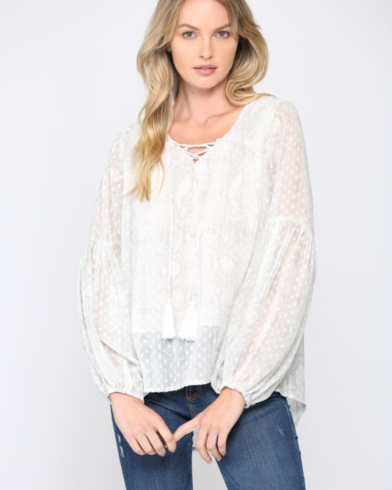 Fate by LFD Fate 'Peasant To Meet You' Top