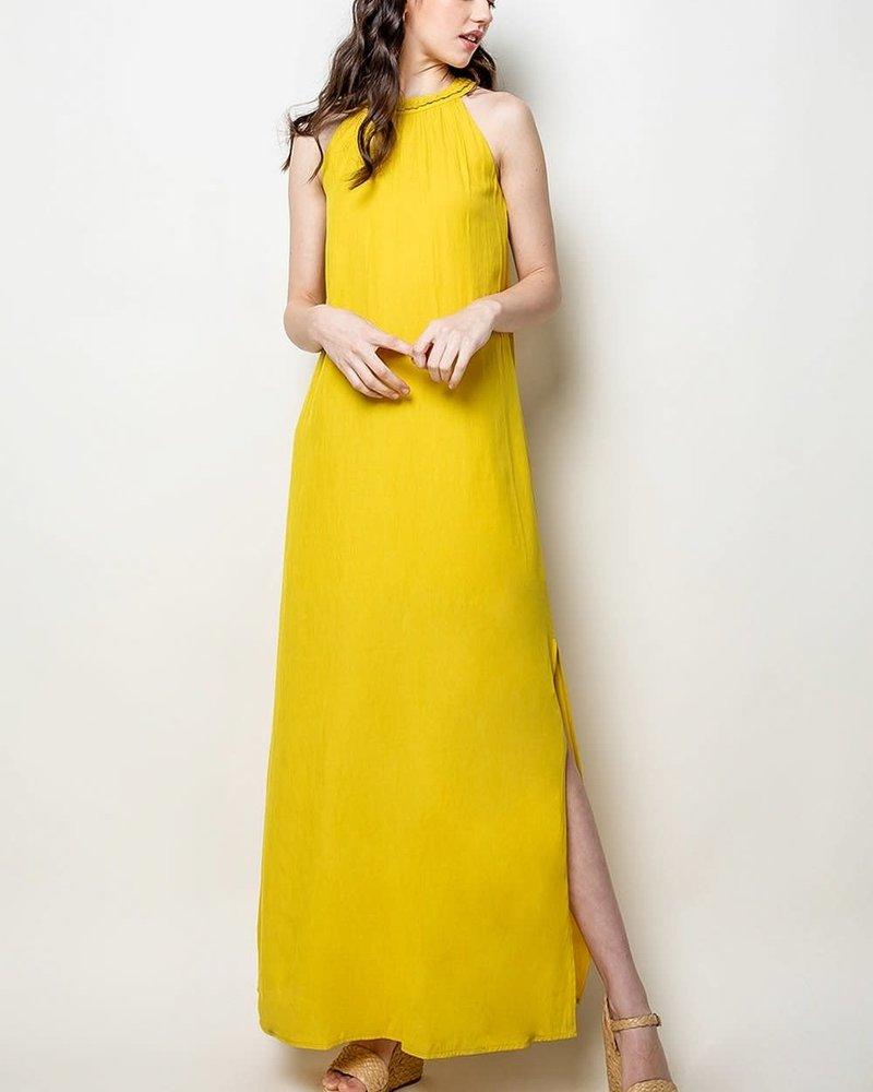 THML THML 'Greek Goddess' Maxi Dress