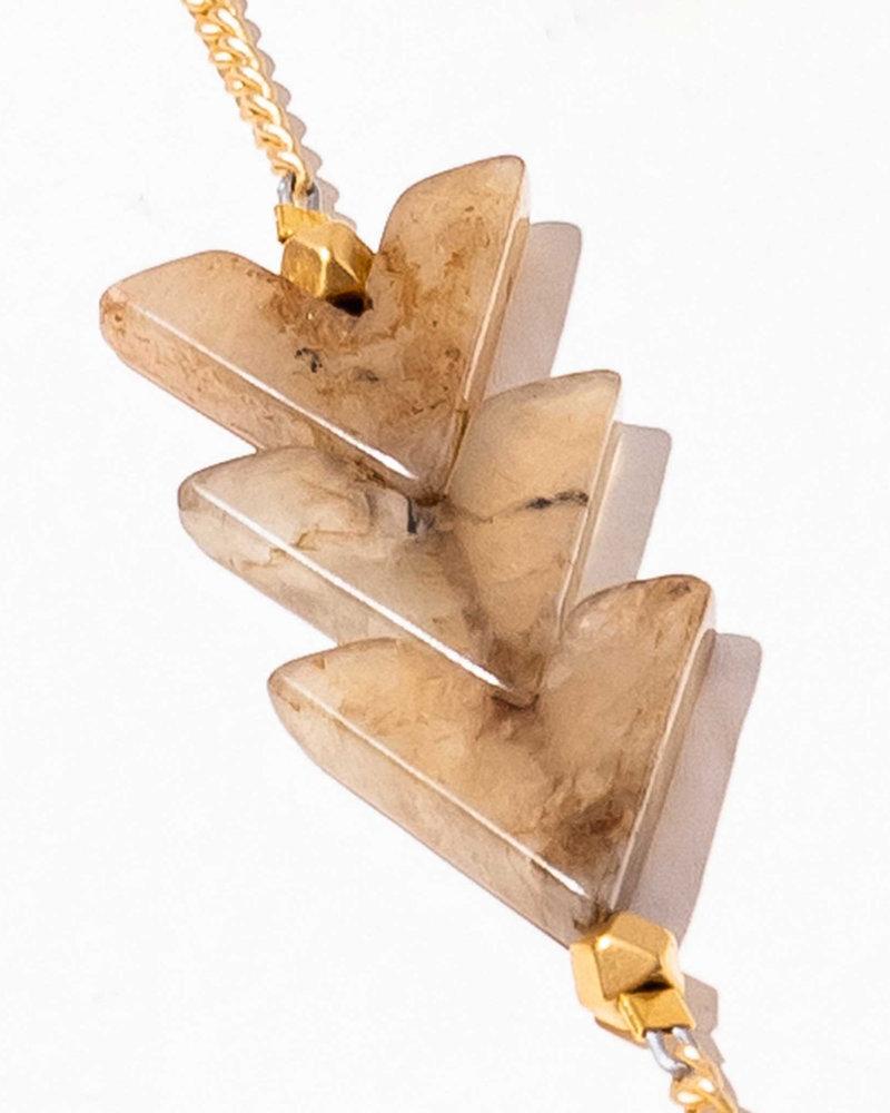 Larissa Loden Larissa Loden 'Triple V' Bracelet