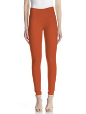 I Love Tyler Madison Burnt Orange 'Mara Twill' Pant