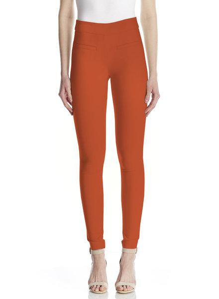 I Love Tyler Madison Burnt Orange 'Mara Twill' Pant