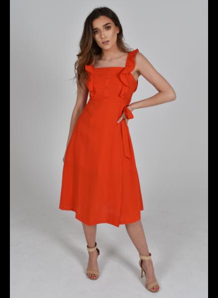 Baloot 'Donna' Ruffle Dress