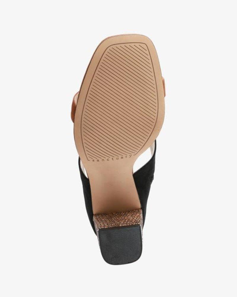 Sanctuary Clothing Sanctuary Spears Slide Heel Sandal