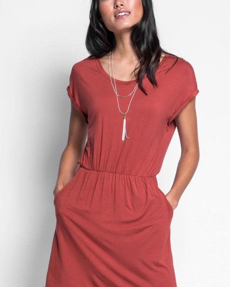Pink Martini Collection Pink Martini 'Becca' Bamboo Dress