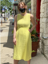 RD Style Yellow 'Just The Back' Dress