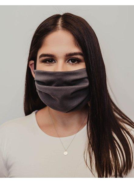 Veronica M Adult Face Mask Slate Grey
