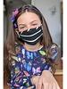 Coin1804 Coin1804 Kids Basic Stripe Face Mask