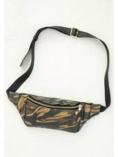 Natural Life Printed Belt Bag (More Colors)
