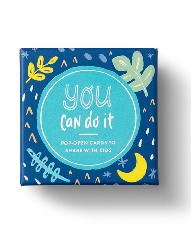 Compendium Compendium 'You Can Do It' ThoughtFulls For Kids