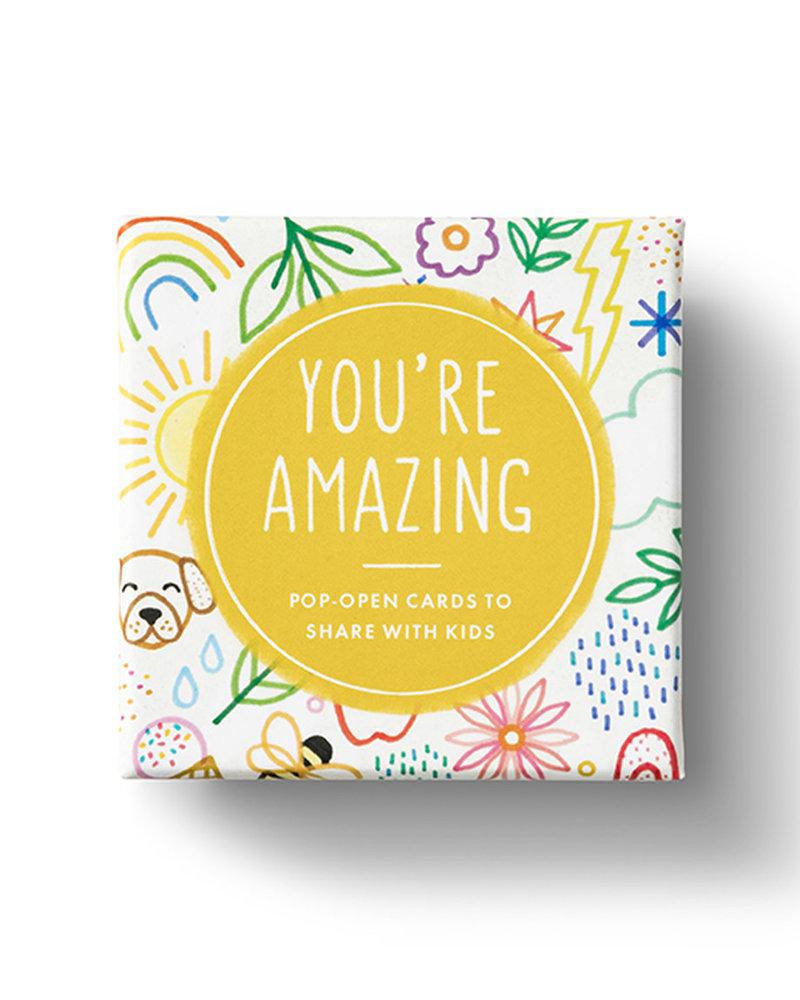 Compendium Compendium 'You're Amazing' Thoughtfulls For Kids