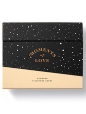 Compendium 'Moments Of Love' Newborn Milestone Cards