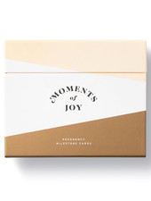 Compendium 'Moments Of Joy' Pregnancy Milestone Cards