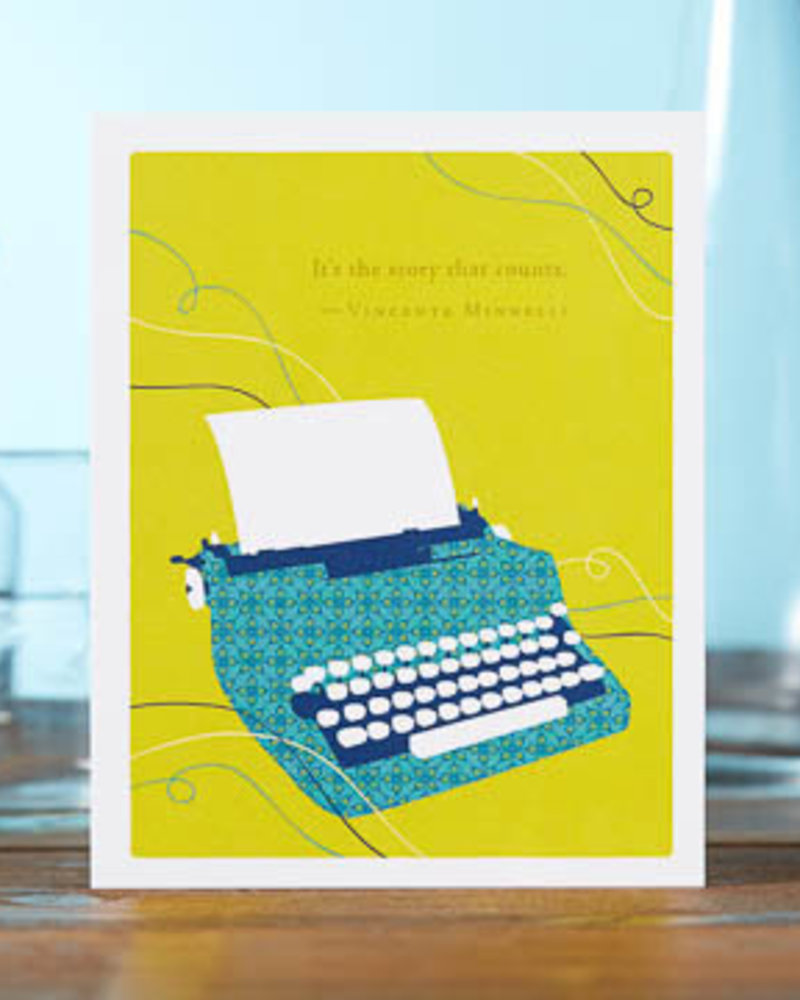 Compendium Compendium Birthday Card | 'It's The Story That Counts'