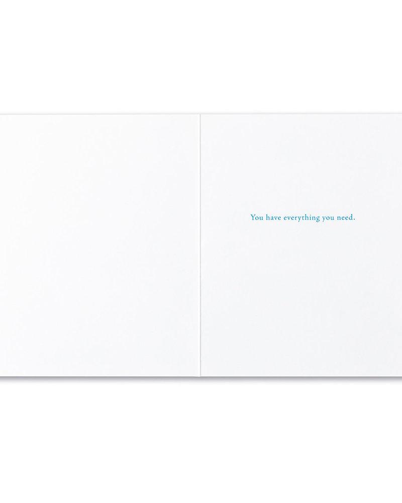 Compendium Compendium Encouragement Card   'Magic is Believing'