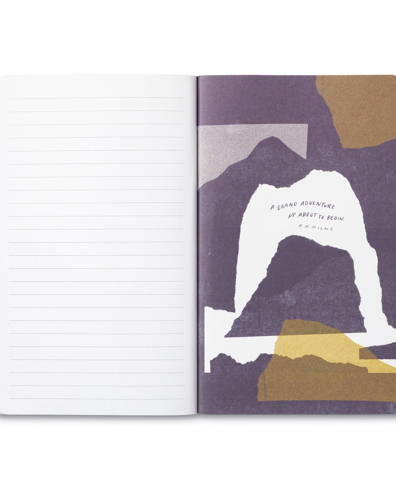 Compendium Compendium 'Your Heart Knows The Way' Write Now Journal