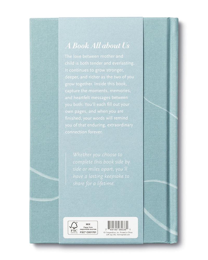 Compendium Compendium 'You And Me Mom' Keepsake Book