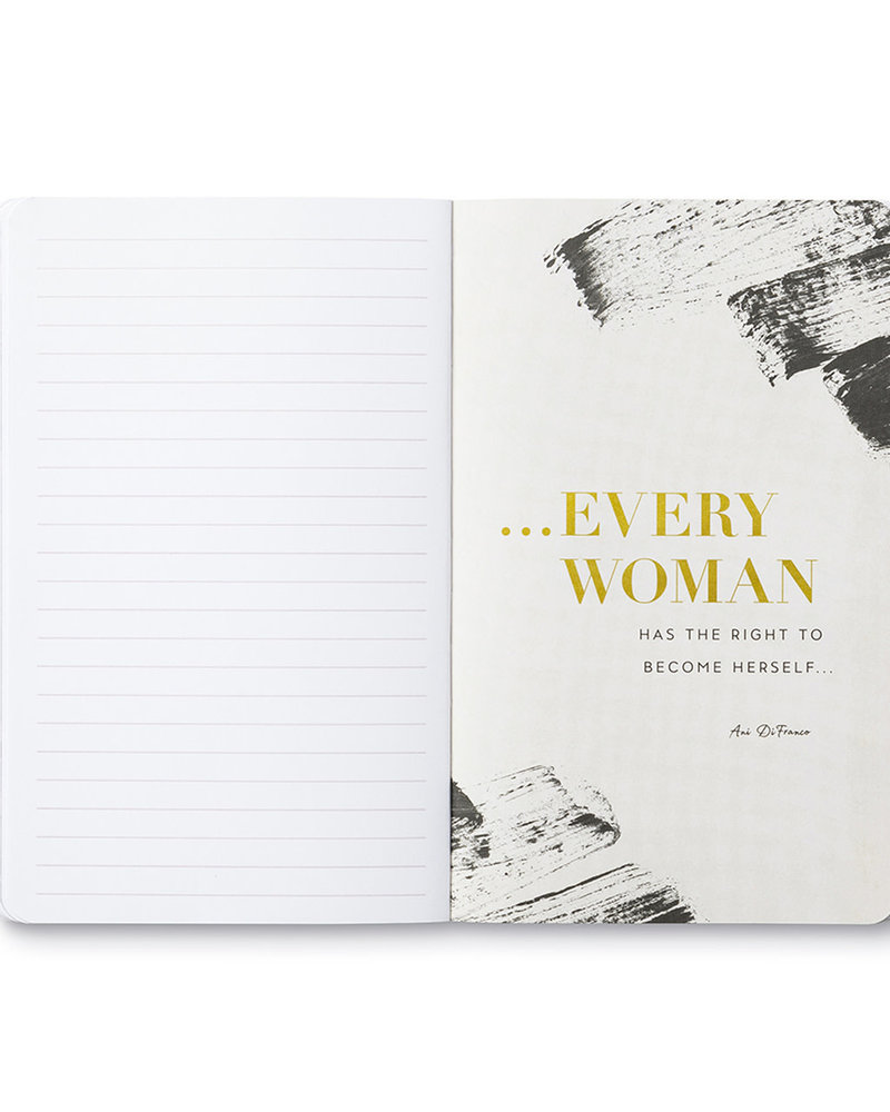 Compendium Compendium 'She's like nothing the world has ever seen' Write Now Journal