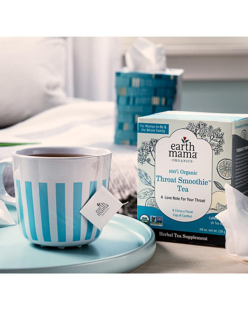 Earth Mama Organics Earth Mama Organics Throat Smoothie Tea
