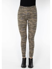 Articles of Society 'Heather' High Rise Skinny Crop Jean in Eagle River