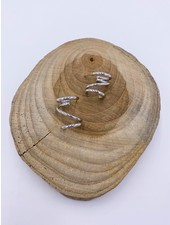 Must Have Curly Climber Earrings (2 Colors)