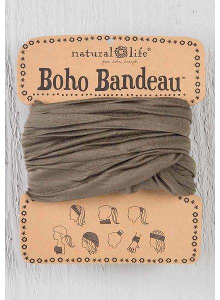 Natural Life Boho Bandeau in Olive