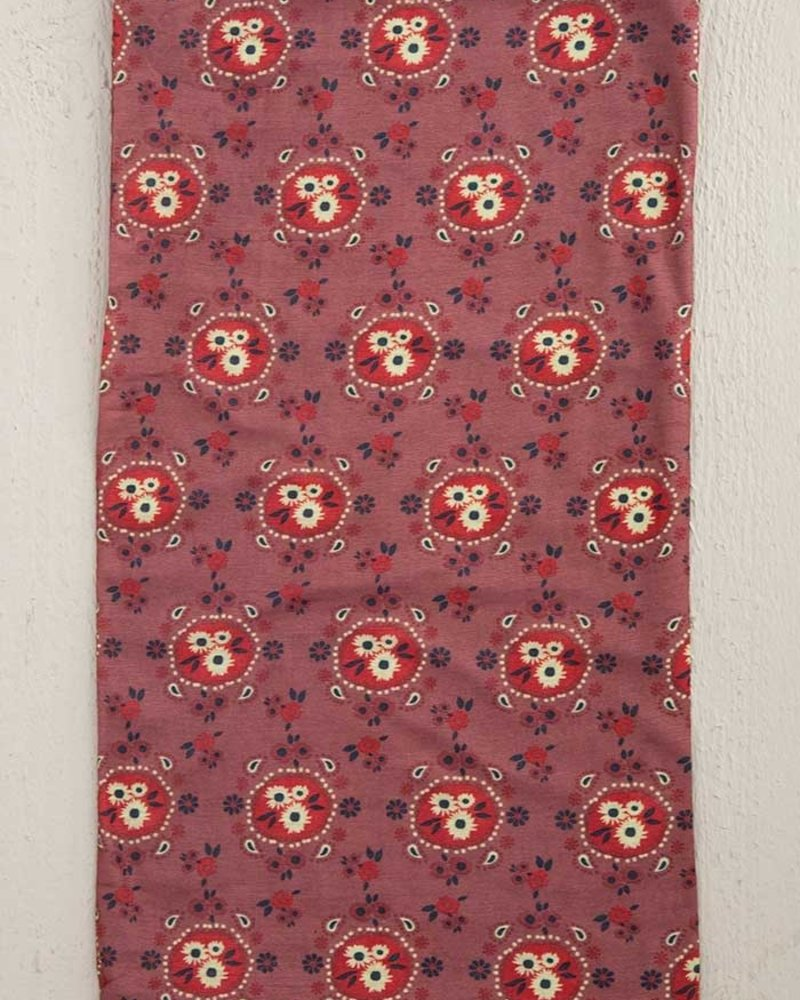 Natural Life Natural Life Boho Bandeau in Red Cream Floral