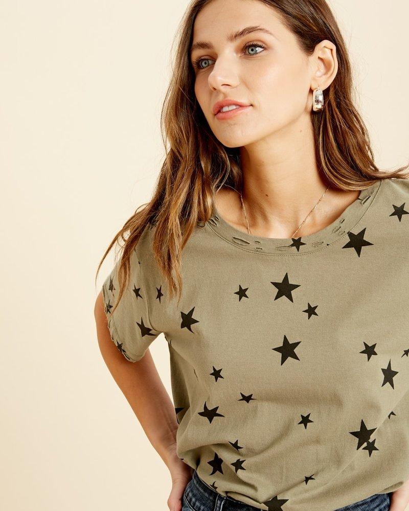 Wishlist Wishlist 'Wishing On A Star' Top