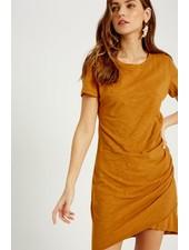 Wishlist Gucci 'It's A Classic' Ruched Mini Dress
