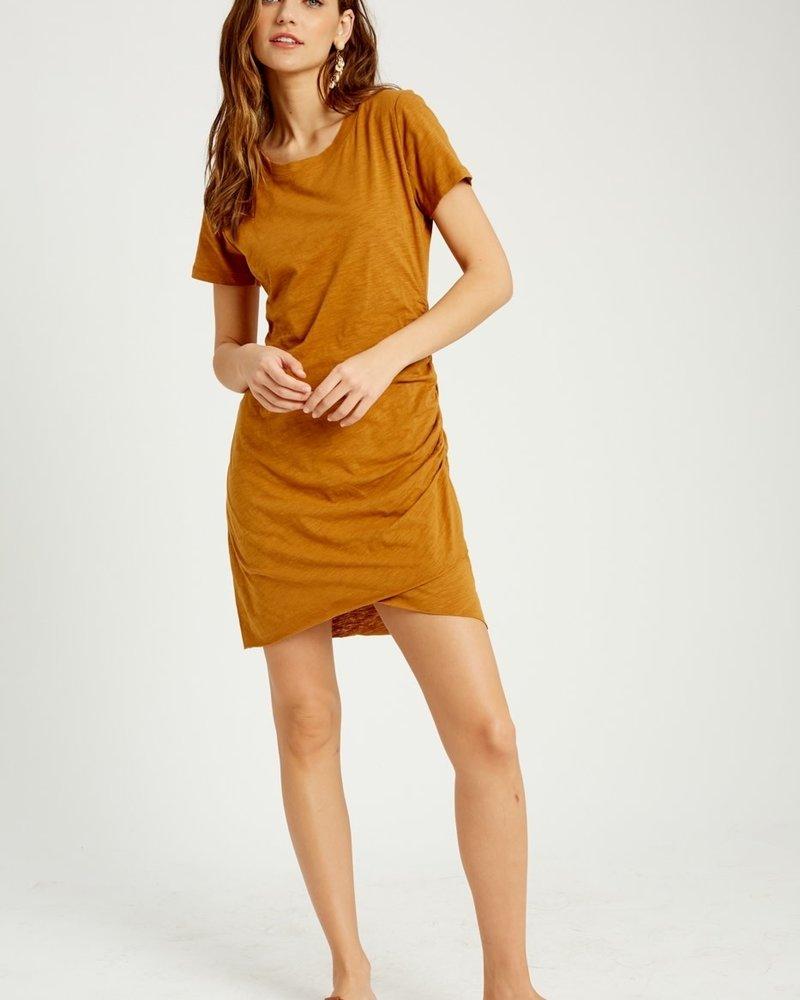 Wishlist Wishlist Gucci 'It's A Classic' Ruched Mini Dress **FINAL SALE**
