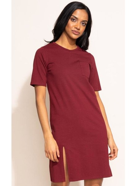 Pink Martini Collection 'Ava' T-Shirt Dress