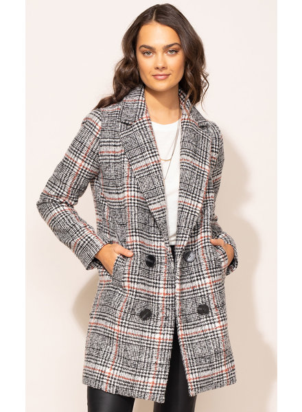 Pink Martini Collection 'Siena' Coat
