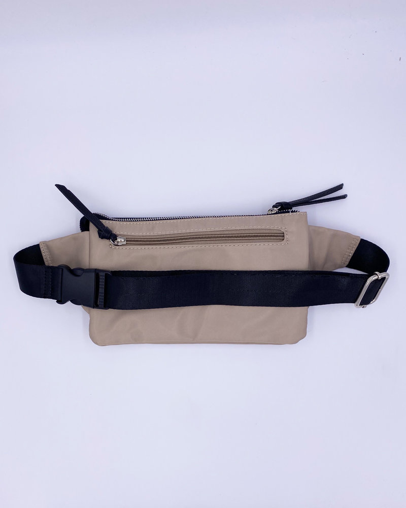 Belle Up 'Maxine' 3-Pocket Belt Bag