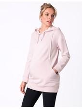 Seraphine Maternity Blush 'Pernella' Maternity/Nursing Hoodie