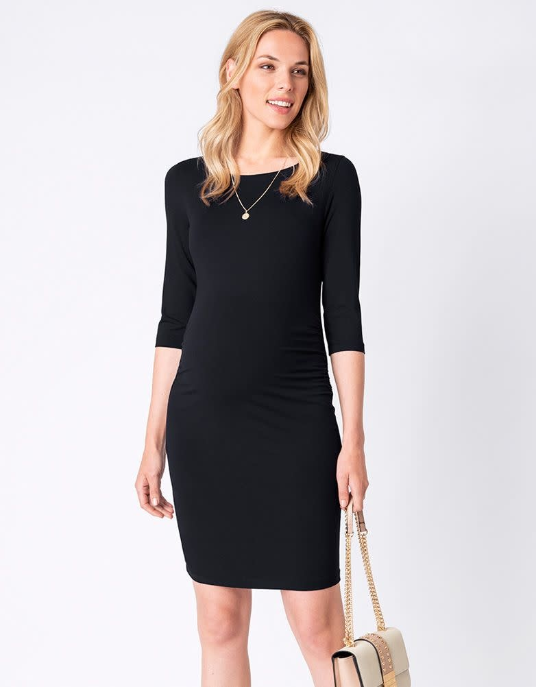 Seraphine Maternity Tessa Shift Dress Belle Up Llc