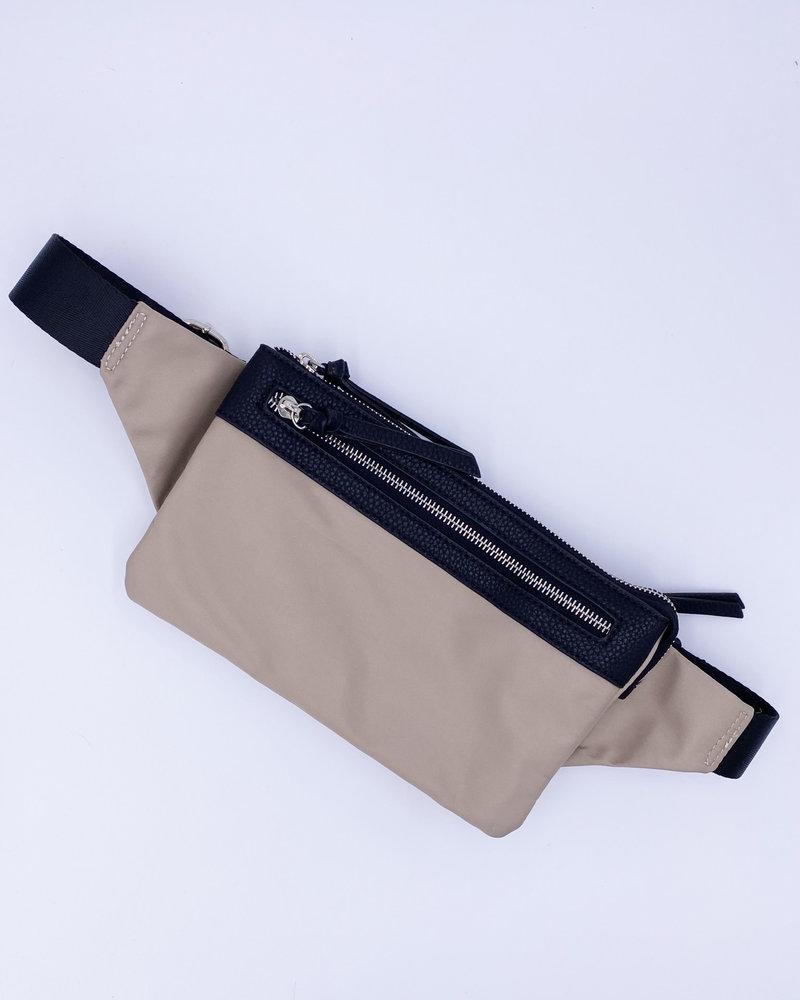 'Maxine' 3-Pocket Belt Bag