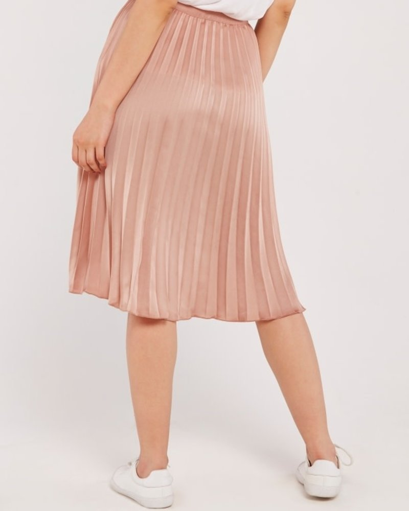 Apricot Apricot 'Sweet As Can Be' Pleated Skirt **FINAL SALE**