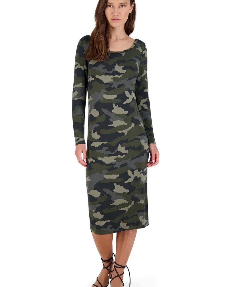 BB Dakota BB Dakota 'Can You See Me Now'  Camo Dress