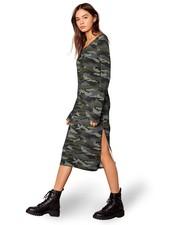 BB Dakota 'Can You See Me Now' Camo Dress