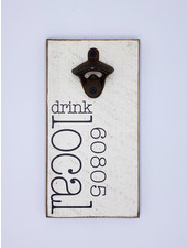 Rustic Marlin Personalized Drink Local Bottle Opener | 60805