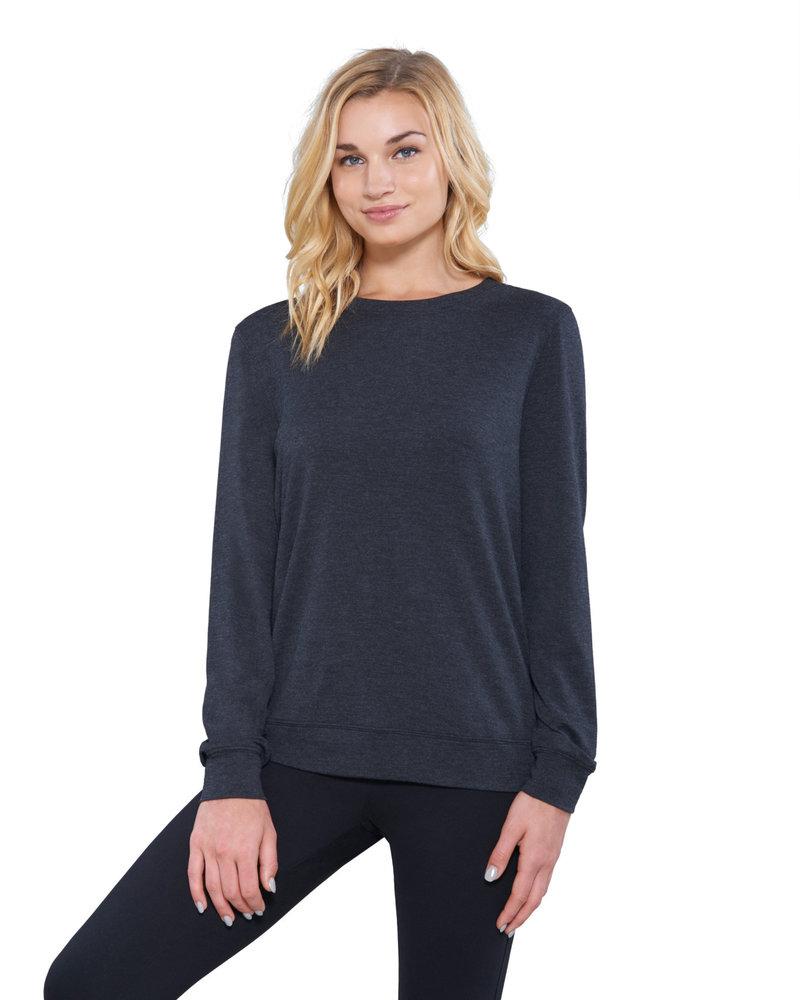 Matty M Matty M Charcoal Zip Up Sweatshirt