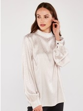 Apricot 'Smooth As Butter' Blouse