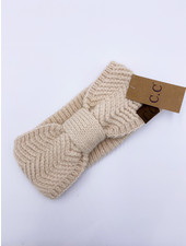 Bow Knit Headband (More Colors)