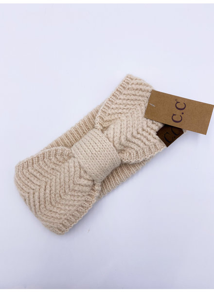 Bow Knit Headband (More Colors)