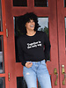 Know Purpose Know Purpose 'Together Is the Only Way' Cropped Sweatshirt **FINAL SALE**