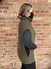 RD Style RD Style 'Add An Olive To It' Sleeveless Turtleneck Sweater