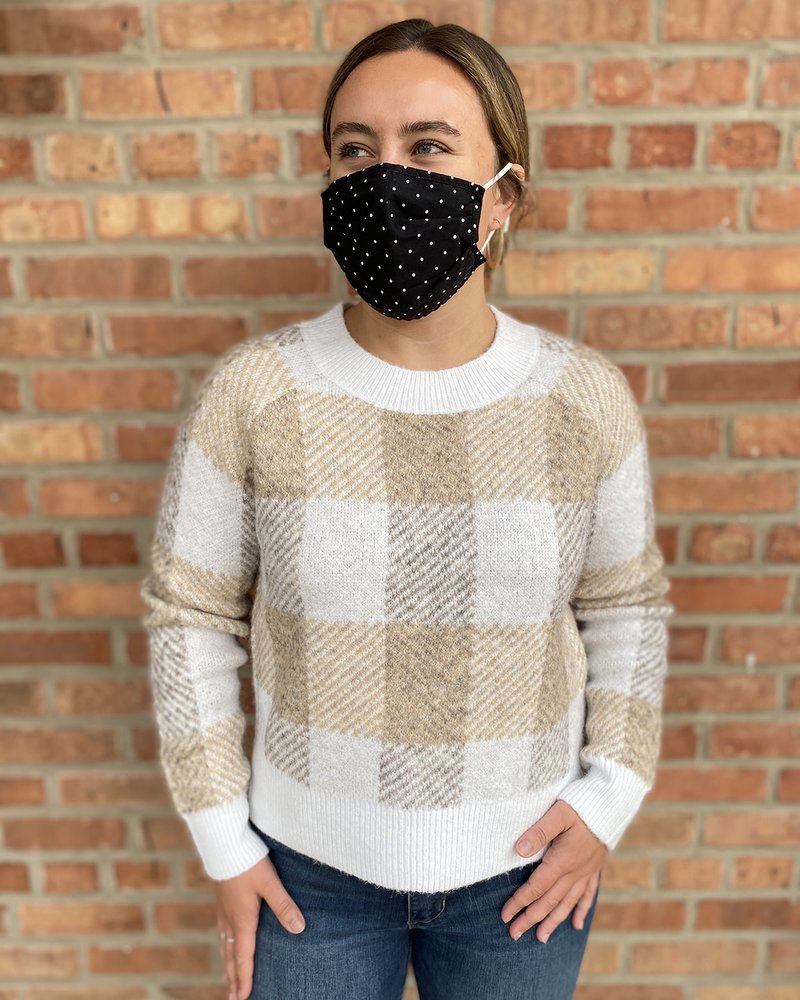 RD Style RD Style 'Aren't You Plaid To See Me' Sweater