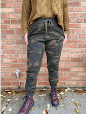 RD Style 'Giving Orders' Camo Jogger